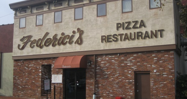 Classic Thin Crust Pies At Federici's In Freehold, NJ