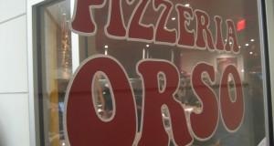 Virginia's Pizzeria Orso: Sub-Par Pizza & Sub-Par Service