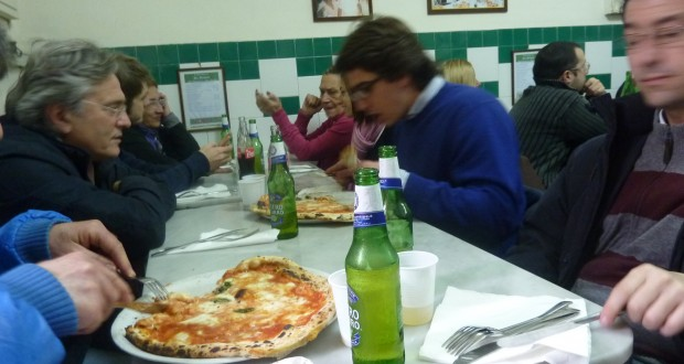Pizza Adventures In Italy (Part 2): Da Michele in Naples
