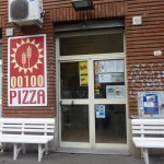 Pizza Adventures In Italy (Part 12): 00100 Pizza In Rome