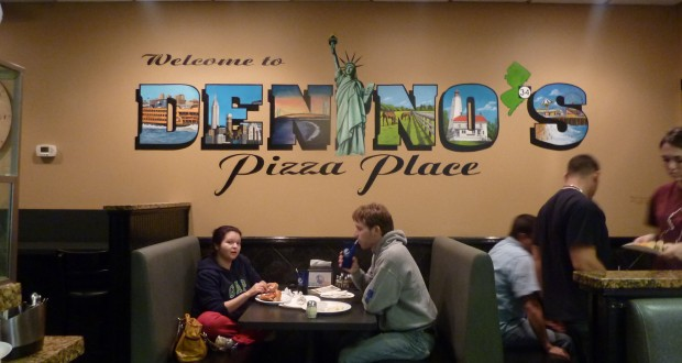Denino's Pizza Place In Aberdeen – A Great Jersey Spot