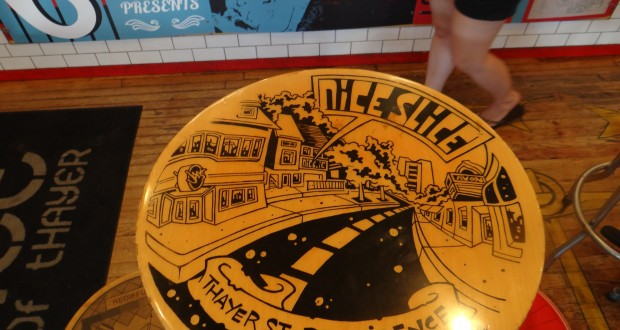 Nice Slice: Creative Pizza & Funky Art In Providence, RI
