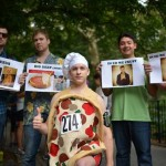 Pizza Meets Fashion At The 5th Annual NYC Pizza Run