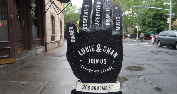 Louie & Chan: Tasty Pies On The LES