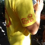 Pizza Meet Fashion (II) At The 2015 NYC Pizza Run