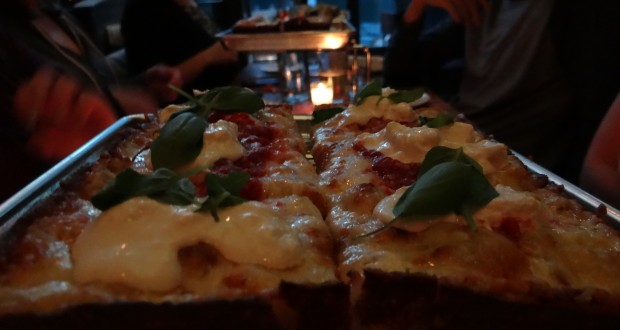 Emmy Squared: Detroit Style Pizza Comes To Brooklyn