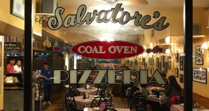 Coal Oven Pies At Salvatore's On Long Island