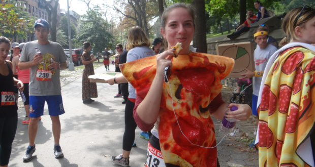 Pizza Meet Fashion (IV) At The 2017 NYC Pizza Run