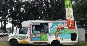 Impossibles Pizza: Pies From A Van On Oahu's North Shore