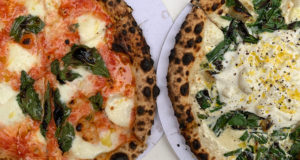 LA's Pizza Pop-Up Makes Some Of America's Best Pies